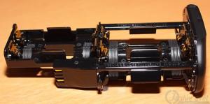 Modul na tužkové baterie k battery gripu BG-E5