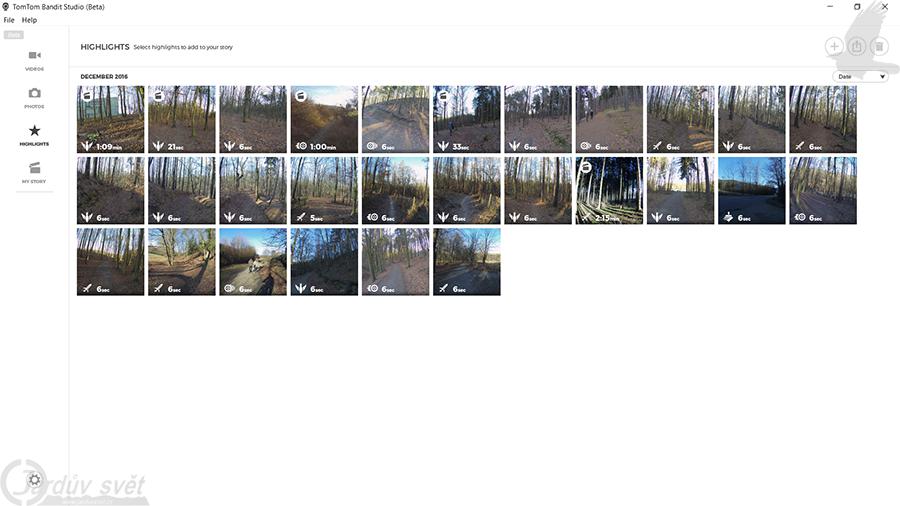 Screenshot Bandit studio Beta_2