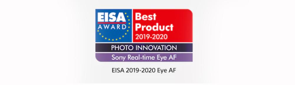 Eisa Award Sony Xperia za ostření na oko