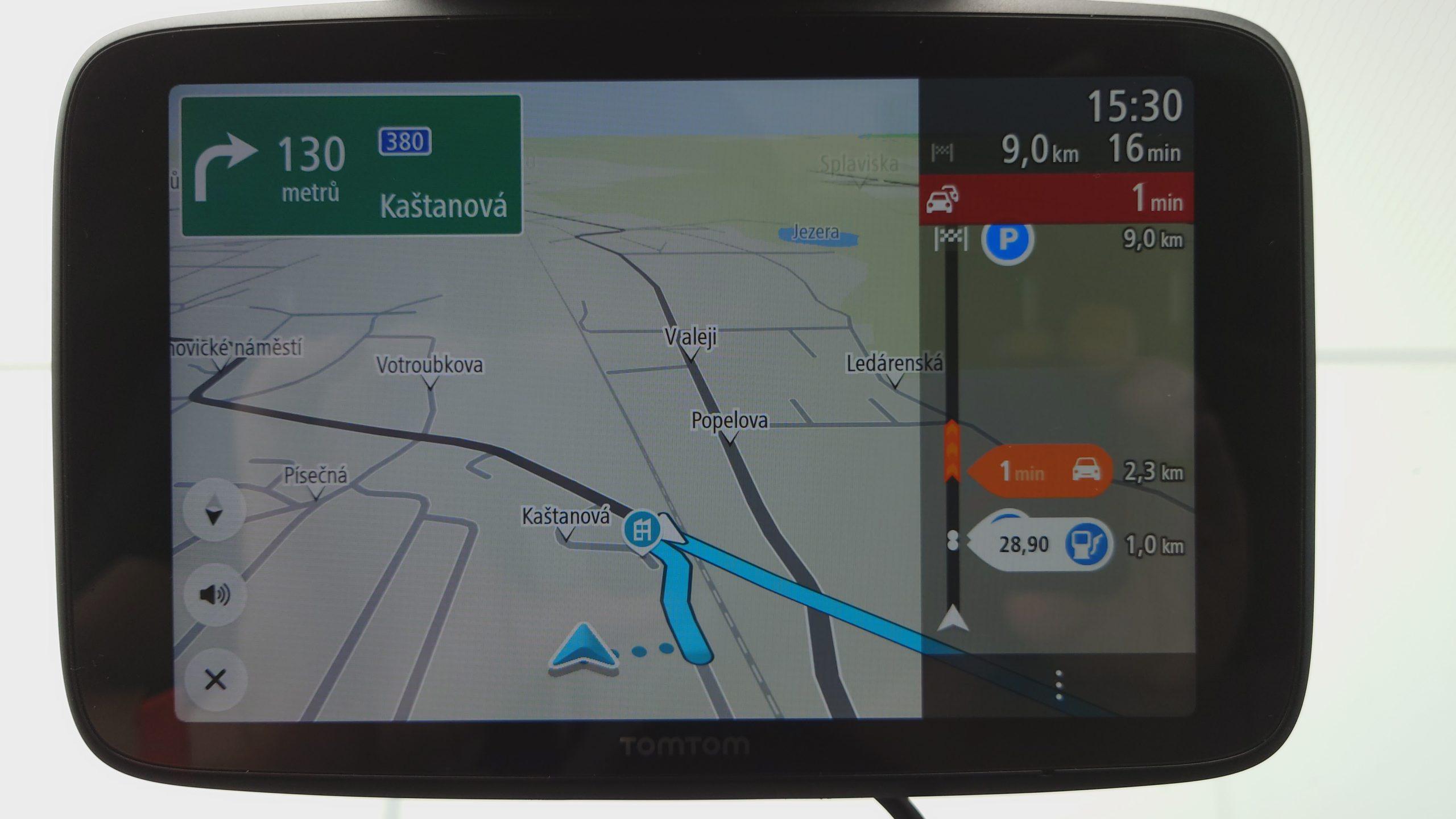 Navigace TomTom Discover 7