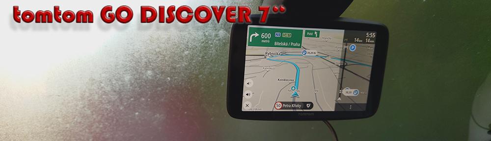 TomTom GO Discover 7 - náhledový obrázek